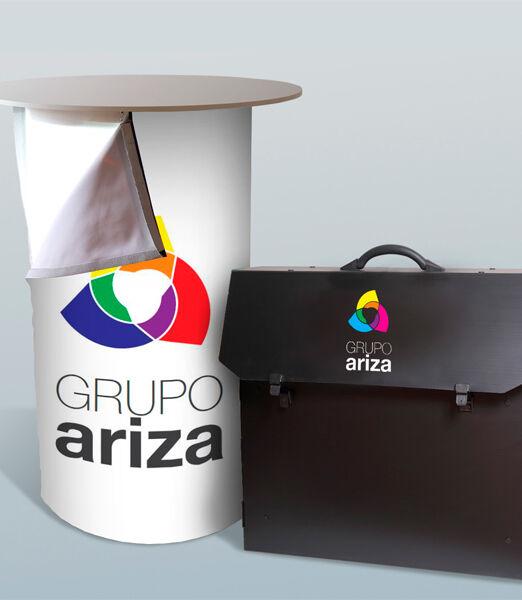 Mostrador Light-exhibitor Ariza24