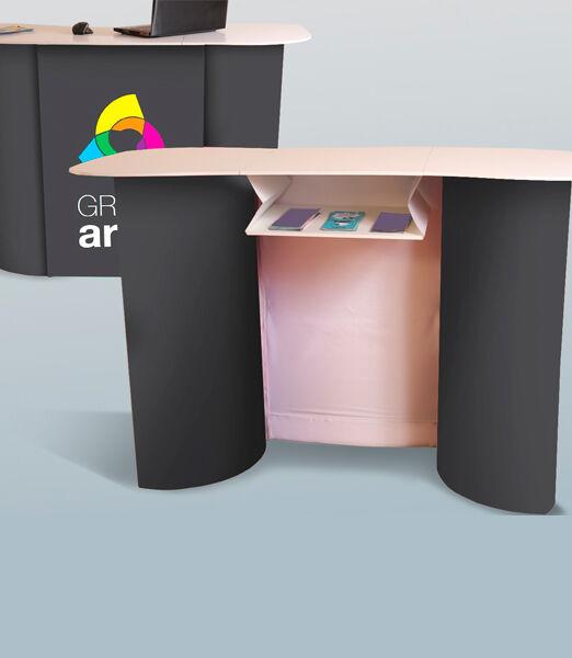 Mostrador extend Light-exhibitor