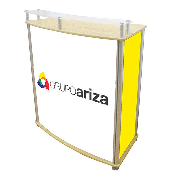 Mostrador Curvo Ariza 24