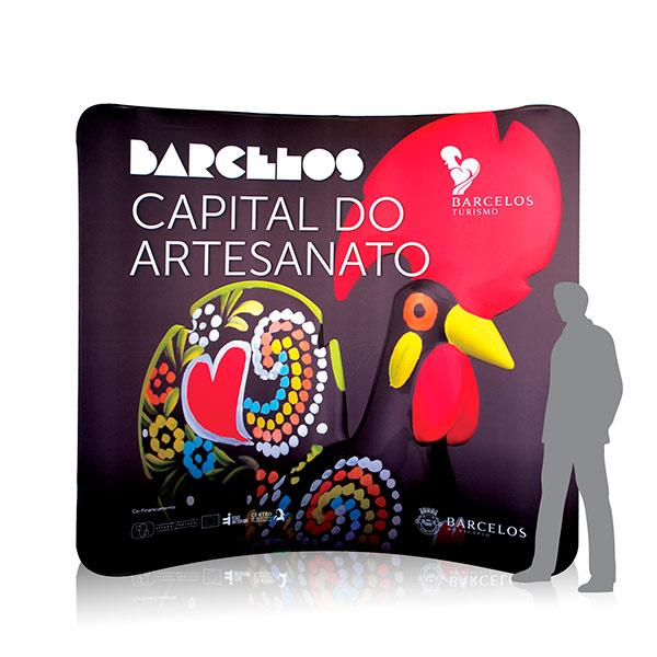 POP-UP Textil 8 Curvo Ariza 26