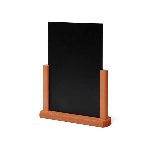 Pizarra sobremesa Ariza 65 - Atractivo perfil de madera de gran calidad