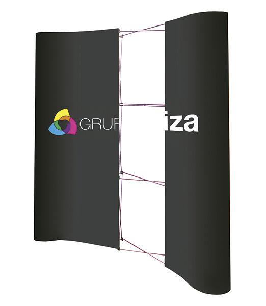 El Pop-Up Basic Curvo Ariza 23
