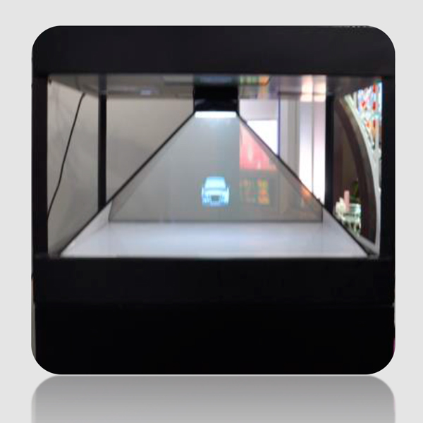 Vitrina Holográfica 3D 19'' Ariza 31