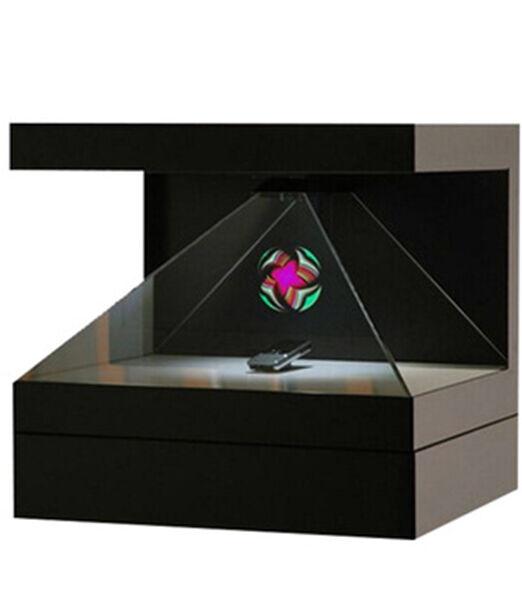 Vitrina holográfica