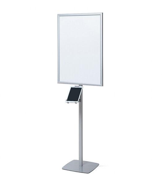 Soporte con Porta Poster LED Ariza 30