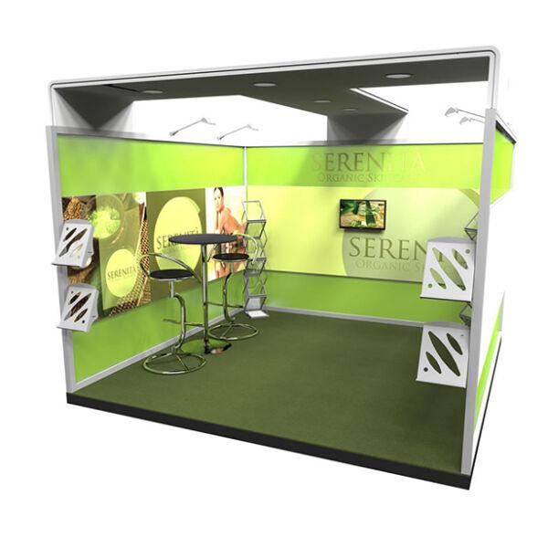 Stand Modular 9 - 12 m2