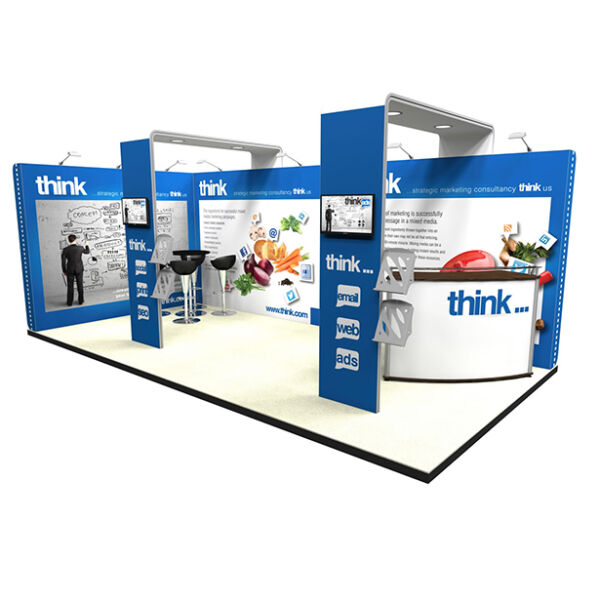 Stand Modular 15 - 25 m2