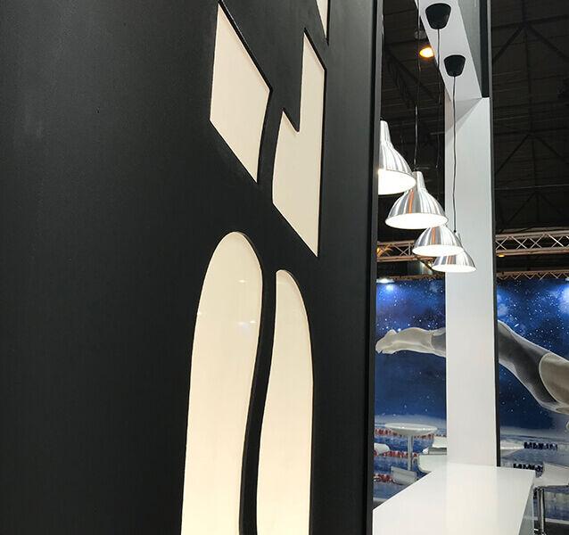 Detalles del Stand de Blautec Tecnova 2019 Ifema Madrid