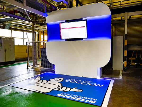 Coccion_Michelin_Aranda El Espacio del Cliente en las instalaciones de Michelin en Aranda de Duero